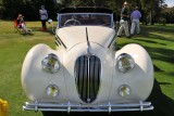 1948 Delahaye 135M by Figoni & Falaschi, Exhibition Class, owner: Carroll Windfelder, Baltimore, MD (9034)