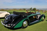 1937 Delage D8-120 Deltasport Three-Position Cabriolet by Henri Chapron, Best in Class, European Pre-War (9066)