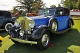 1936 Rolls-Royce Phantom III Sedanca deVille by Henri Binder, owner: Andrew Davidson, Bolton, Ontario, Canada (9076)