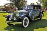 1929 Rolls-Royce Springfield Phantom I Conv. Sedan by Hibbard & Darrin, 2nd in Class, European Pre-War (9081)
