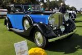 1936 Rolls-Royce Phantom III Sedanca deVille by Henri Binder, owner: Andrew Davidson, Bolton, Ontario, Canada (9090)