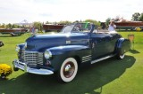 1941 Cadillac Series 62 Convertible Coupe by Fleetwood, owner: Janet Lewis, Sykesville, MD (9114)