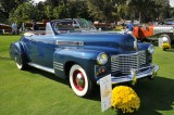 1941 Cadillac Series 62 Convertible Coupe by Fleetwood, owner: Janet Lewis, Sykesville, MD (9118)