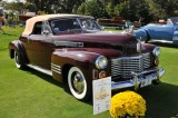 1941 Cadillac Series 62 Convertible Coupe by Fleetwood, owner: Tom Kidd, Zionsville, PA (9128)
