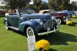 1940 Buick Series 80 Limited Convertible Phaeton, owners: Lawrence & Ellen Macks, Owings Mills, MD (9135)