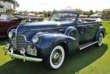 1940 Buick Series 80 Limited Convertible Phaeton, owners: Lawrence & Ellen Macks, Owings Mills, MD (9139)