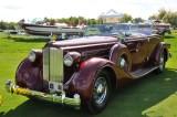 1935 Packard 12 Dual Cowl Sport Phaeton by Dietrich, owners: Dave & Linda Kane, Bernardsville, NJ (9143)