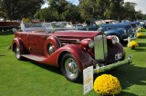 1935 Packard 12 Dual Cowl Sport Phaeton by Dietrich, owners: Dave & Linda Kane, Bernardsville, NJ (9148)