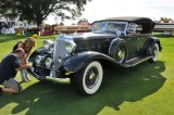 1933 Chrysler Imperial CL Dual Windshield Phaeton by LeBaron, owners: David & Lorie Greenberg, Hewlett Harbor, NY (9157)