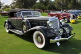 1933 Chrysler Imperial CL Dual Windshield Phaeton by LeBaron, owners: David & Lorie Greenberg, Hewlett Harbor, NY (9164)