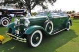 1931 Lincoln Model K Dual Cowl Phaeton by Murphy, owner: Stephen Babinsky, Lebanon, NJ (9171)