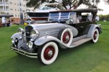 1931 Jordan G-90 Speedboy Dual Cowl Phaeton, Virgil Maxwell Award, Best Owner-Restored Car (9184)
