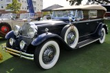 1930 Packard Model 740 Custom Eight Dual Cowl Phaeton, owner: Lewis Frame, Jr., Honey Brook, PA (9199)