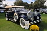 1930 Packard Model 740 Custom Eight Dual Cowl Phaeton, owner: Lewis Frame, Jr., Honey Brook, PA (9203)