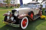 129 Cadillac 341-B V8 Dula Cowl Sport Phaeton, owner: Byron Alsop, Oak Hill, VA (9217)
