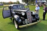 1935 LaSalle 5019 4-Door Touring Sedan, owner: Roger E. Labaw, Hopewell, NJ (9218)