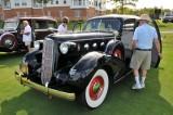 1935 LaSalle 5019 4-Door Touring Sedan, owner: Roger E. Labaw, Hopewell, NJ (9224)