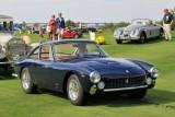 1964 Ferrari 250 GT Lusso Berlinetta by Pininfarina, Most Elegant Closed Car Pre-War (9303)