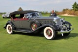 1933 Chrysler Imperial CL Dual Windshield Phaeton by LeBaron, owners: David & Lorie Greenberg, Hewlett Harbor, NY (9323)