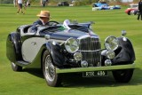 1937 Alvis Speed 25 Roadster, Honorary Chief Judge's Award, owner: James B. Sprague, Washington, D.C. (9324)