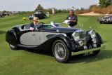 1937 Alvis Speed 25 Roadster, Honorary Chief Judge's Award, owner: James B. Sprague, Washington, D.C. (9329)