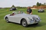 1958 Jaguar XK150S Roadster, Jaguar Corporate Award, owner: Bill Lightfoot, Vienna, VA (9333)