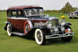 1934 Duesenberg SJ 4-Door Sedan by Rollston, Honorary Chairman's Award, owners: Sonny & Joan Abagnale, Cedar Grove, NJ (9340)