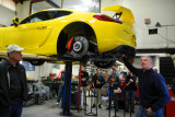 PCA-CHS Tech Session on Suspension Tuning at TPC Racing -- Dec. 5, 2015