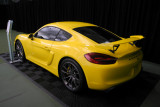 Porsche Parade in French Lick, Part 8 of 9: Tech Academy and New Porsches -- June 26, 2015