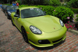 Porsche Parade in French Lick, Part 9 of 9: Parade of Porsches and Group Photo -- June 27, 2015
