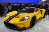 New York International Auto Show -- 2017 Ford GT, March 25, 2016