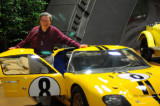 With Motorsport Legends, Remarkable Car Guys and Significant Automobiles