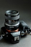 Contax Zeiss 50mm f/1.4A very sharp lens at a very reasonable price*