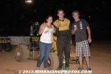 8-3-13 Placerville Speedway :BCRA Midgets - BCRA Midget Lites - 360 Sprints