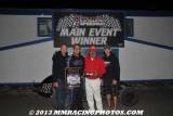 10-5-13  Petaluma Speedway: John Soares Classic - BCRA/USAC Midgets - BCRA Lites - Vintage