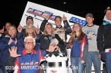 11-7-15 Stockton 99 Dirt Track: Tribute to Gary Patterson: Civil War 360ci Sprint Cars - King of the West 410ci Sprint Cars