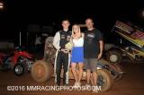 9-24-16 Placerville Speedway: BCRA Midgets - KWS 410 Sprints