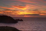 Sisters Rocks Sunset