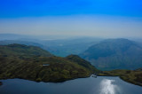 View From Pavey Ark Summit