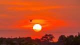 Treamble Valley Sunset