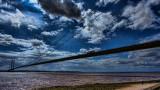 The Humber Bridge