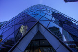 Reflections in the Gherkin