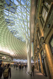 Kings Cross Station Concourse