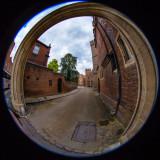 Fisheye Arch