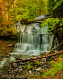 Wagner Falls, Munising, MI Upper Peninsula