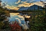 Vermillion Lake, Banff, Alberta, CA
