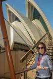 At the World Heritage Sydney Opera House