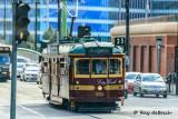 Melbourne trolley