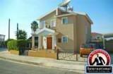 Chloraka, Paphos, Cyprus Villa For Sale - 3 Bed Villa on Corner Plot