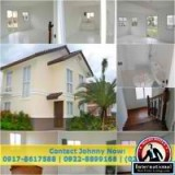 Bacoor, Cavite, Philippines Single Family Home  For Sale - Charlotte House MODEL, BELLEFORT ESTATES